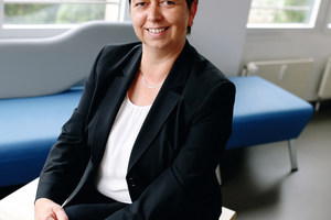 EIPOS Geschäftsführerin Sabine Schönherr
