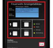 """Mit dem grafischen Informationssystem """"Aplimo/Aplis"""" lassen sich Brandschutzgrafiken digital speichern und ausdrucken sowie zusammen mit Echtzeit-Informationen der angeschlossenen Brandmeldezentralen auf mobilen Endgeräten anzeigen."""