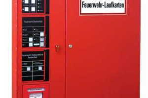 Feuerwehr-Informationszentralen (FIZ) können je nach den Anforderungen von Betreiber und Feuerwehr individuell ausgestattet werden.<br />