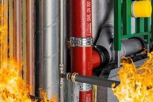 Düker Brandschutzsystem DBS<br />