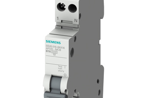 "Brandschutzschalter ""5SV6"" Siemens<br />"