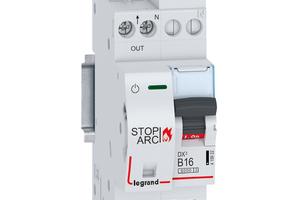 """AFDD-Variante des """"DX³ Stop ARC"""" mit LSSchalter"""