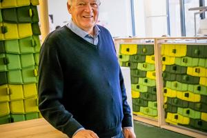 Friedrich Niehoff leitet als geschäftsführender Gesellschafter die Davert GmbH.