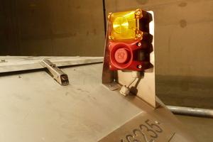 Im voll ausgebauten Gleinalmtunnel sorgen 160 Blitzschallgeber PA X 1-05 mit einer Blitzfrequenz von 1 Hz aus der PATROL-Serie von Pfannenberg für eine zuverlässige Brandalarmierung in den Abluftkanälen.