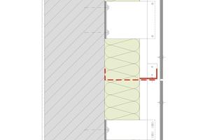 "<div class=""bildtext"">""Fixrock BWM Brandriegel Kit"" mit formstabiler Mineralwolle, A1, Schmelzpunkt ≥ 1000 °C</div>"