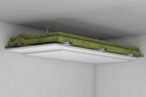 Aestuver stellt zur Bau eine neue Unterdecke vor, die sowohl bei Brandbeanspruchung der Deckenunterseite als auch bei Brandbeanspruchung aus dem Deckenhohlraum eine Klassifizierung von F90-A aufweist. Neben der sonst oft üblichen Unterkonstruktion aus CD-Trag- und CD-Grundprofilen kann auch eine niveaugleiche Unterkonstruktion ausgeführt werden<br />