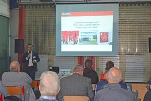"""<div class=""""bildtext"""">Die 2. Wadersloher Brandschutztage der Gloria GmbH fanden vom 23. bis 25. Mai 2019 statt.</div>"""