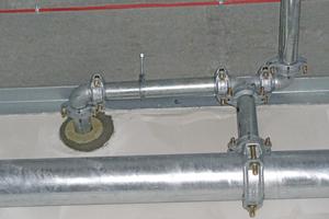 """<div class=""""bildtext"""">Ausführung nach MLAR, Restspaltverschluss mit Mineralwollschalle ≤ 50 mm und Mörtel</div>"""