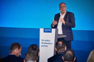 """<div class=""""bildtext"""">Geschäftsführer Peter Ohmberger gibt ein klares Bekenntnis zum Partnervertrieb ab</div>"""