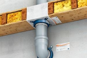 """<div class=""""bildtext"""">Zur sicheren und regelkonformen Abschottungen von Leitungen aller Art, können unter anderem Brandschutzmanschetten zum Einsatz kommen.</div>"""