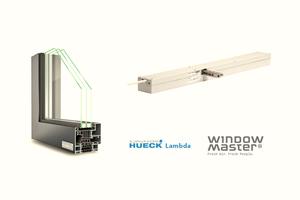 """<div class=""""bildtext"""">Insgesamt neun Antriebe ließ WindowMaster in Kombination mit der Profilserie """"Hueck Lambda WS 075"""" vom schwedischen Forschungsinstitut RISE als NRWG zertifizieren.</div>"""