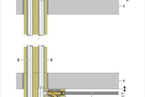 """<div class=""""bildtext"""">Die rechtlich genehmigungsfähige Herausforderung auf dem Bau liegt oft im Detail; hier eine Installation mit aBG-Erfordernis, weil über die Kombination aus metallenem Steigestrang/Armatur/Etagenleitung aus Kunststoff die notwendigen Vorkehrungen getroffen sind, eine mögliche Brandausbreitung zu verhindern.</div>"""