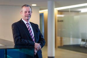 Dietmar Hog verabschiedet sich Ende des Jahres nach mehr als 35 Jahren bei Hekatron in den Ruhestand.