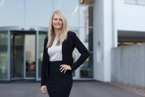 Heike Hodapp übernimmt die Leitung von Hekatron Brandschutz.